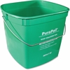Impact Products 6-Qt Utility Cleaning Bucket - 6 quart - Green