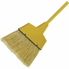 Impact Products Large Angled Plastic Broom - 1 Each - Plastic, Aluminum - Yellow