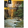 "North American Road Atlas - North America - 10.88"" Width x 15.38"" Height"