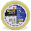"Scotch Box-Sealing Tape 372 - 1.89"" Width x 109.36 yd Length - 3"" Core - Synthetic Rubber - Polypropylene Backing - Long Lasting, Heavy Duty, Durable, Pressure Sensitive - 36 / Carton - Clear"