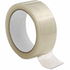 "Sparco 1.6mil Hot-melt Sealing Tape - 3"" Width x 110 yd Length - Long Lasting, Easy Unwind - 24 / Carton - Clear"