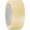 "Sparco 1.9mil Hot-melt Sealing Tape - 3"" Width x 110 yd Length - Long Lasting, Easy Unwind - 24 / Carton - Clear"