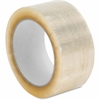 "Sparco 3.0mil Hot-melt Sealing Tape - 3"" Width x 55 yd Length - Long Lasting, Easy Unwind - 24 / Carton - Clear"