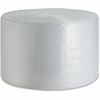 "Sparco 3/16"" Small Bubble Cushioning Roll - 12"" Width x 250 ft Length - 187.5 mil Thickness - Flexible, Lightweight - Polyethylene - Clear"