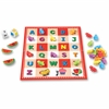 Learning Resources Kid Learning Number Board Set - Theme/Subject: Learning - Skill Learning: Letter Recognition, Number Recognition, Counting, Problem Solving, Color Identification - 3-7 Year