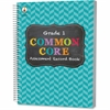 Carson-Dellosa CC Grade 1 Assessment Record Book - 48 Sheet(s) - Spiral Bound - 96 / Book
