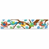 Carson-Dellosa Boho Birds Design Bulletin Border - Learning Theme/Subject - 12 Border, Birds - Multicolor - 12 / Pack
