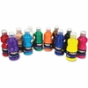 Prang Washable Tempera Paint Set - 8 fl oz - 12 / Set - Assorted