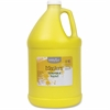 Handy Art Little Masters Tempera Paint Gallon - 1 gal - 1 Each - Yellow