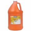 Handy Art Little Masters Tempera Paint Gallon - 1 gal - 1 Each - Orange