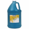 Handy Art Little Masters Tempera Paint Gallon - 1 gal - 1 Each - Turquoise