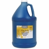 Handy Art Little Masters Washable Tempera Paint Gallon - 1 gal - 1 Each - Blue
