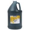 Handy Art Little Masters Washable Tempera Paint Gallon - 1 gal - 1 Each - Black