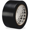 3M General-purpose 764 Color Vinyl Tape - 36 yd Length - Rubber - 4 mil - Polyvinyl Chloride (PVC) Backing - Flexible, Removable, Residue-free - 1 Roll - Black