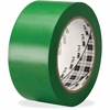 3M General-purpose 764 Color Vinyl Tape - 36 yd Length - Rubber - 4 mil - Polyvinyl Chloride (PVC) Backing - Flexible, Removable, Residue-free - 1 Roll - Green