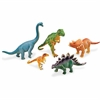 Learning Resources Plastic Dinosaurs - Assorted - Plastic