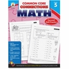 Carson-Dellosa Common Core Connections Grade 5 Math Workbook Education Printed Book for Mathematics - Book - 96 Pages