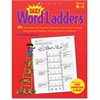 Scholastic Daily Word Kindergarten Ladders Book Education Printed Book - Book