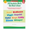 Scholastic Grade 2 Vocabulary 240 Words Book Education Printed Book for Science/Social Studies by Mela Ottaiano - Book - 80 Pages