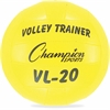 Champion Sports Volleyball - 1 Each - Rubber, Nylon - Yellow
