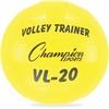 Champion Sports Volleyball - 1 Each - Rubber, Nylon - Yellow