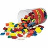 Learning Resources Kid Learning Pattern Block - Theme/Subject: Learning - Skill Learning: Comparison, Shape Differentiation - 250 Pieces - 3+