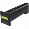 Lexmark Unison Original Toner Cartridge - Black - Laser - Standard Yield - 8000 Page