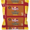 Folgers Colombian Ground Coffee Filter Packs Ground - Caffeinated - Colombian - Bold - 14 oz - 40 / Carton