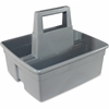 "Impact Products Maids' Basket - 5"" Height x 11"" Width x 12.3"" Depth - Gray"