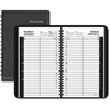 At-A-Glance Daily Appointment Book Planner - Julian - Daily, Monthly - 1 Year - January 2017 till December 2017 - 7:00 AM to 7:45 PM, 9:00 AM to 4:45 PM - 2 Month Double Page Layout - Wire Bound - Sim