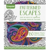 Crayola Patterned Escapes Coloring Book Coloring Printed Book - Published on: 2015 - Softcover - 80 Pages
