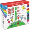 The Pencil Grip Kwik Stix 144-pc Tempera Paint Sticks - 144 / Each - Assorted