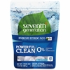 Seventh Generation Natural Dishwashing Detergent 20-Pack - Free & Clear Scent - 240 / Carton