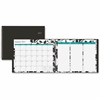 Blue Sky Barcelona Planner - Monthly, Weekly, Daily - 1 Year - January till December - 2 Week, 2 Month Double Page Layout - Twin Wire - Multicolor - Tabbed, Writable Surface, Notes Area, Built-in Rule