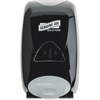 Genuine Joe 1250 ml Soap Dispenser - Manual - 42.3 fl oz (1250 mL) - Black