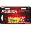 Rayovac Fusion Advanced Alkaline AAA Batteries - AAA - Alkaline - 224 / Carton