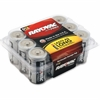 Rayovac Ultra Pro Battery - D - Alkaline - 96 / Carton
