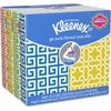 "Kleenex Reclosable Pocket Tissue - 3 Ply - 8.60"" x 8.30"" - White - Soft, Absorbent - For Face - 10 Sheets Per Pack - 192 / Carton"