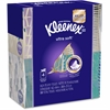 Kleenex Ultra Soft Facial Tissue - 3 Ply - White - Absorbent, Durable, Soft - For Face, Nose, Office, Home - 75 Sheets Per Box - 48 / Carton