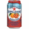 SanPellegrino Italian Sparkling Blood Orange Beverage - Aranciata Flavor - 11.15 fl oz - 12 / Carton