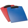 Storex Plastic Clipboard - Storage for 25 x Sheet - Plastic - Assorted Bright