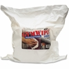 "2XL GymWipes Professional Towelettes Bucket Refill - 6"" Width x 8"" Length - 700 - 1 Pack - White"