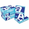 "Double A Everyday Copy & Multipurpose Paper - Letter - 8.50"" x 11"" - 20 lb Basis Weight - Smooth - 96 Brightness - 10 / Carton - White"