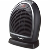 Lorell LED Digital Heater - Electric - Electric - 900 W to 1.50 kW - 2 x Heat Settings - 1500 W - Portable - Black