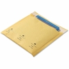 "Sparco CD/DVD Cushioned Mailers - Multipurpose - 7.25"" Width x 8"" Length - Self-sealing - Kraft - 25 / Pack - Gold"