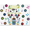 Teacher Created Resources School Rocks Decorative Set - Accomplishment Theme/Subject - 100 - Acid-free, Long Lasting - Multicolor - 3 / Set