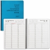 Unicor Fed Weekly Appointment Book - Julian - Monthly, Weekly, Yearly - 1 Year - January 2017 till December 2017 - 7:00 AM to 7:45 PM - 1 Week Double Page Layout - Spiral Bound