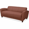 "Lorell Reception Sofa - 34.5"" x 75"" x 31.1"""