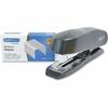 Rapesco Spinna Stapler with Staples Set - 50 Sheets Capacity - 210 Staple Capacity - Full Strip - 24/8mm, 26/6mm, 26/8mm, 24/6mm Staple Size - Gray