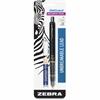 Zebra Pen DelGuard Mechanical Pencil - 2HB Lead Degree (Hardness) - 0.5 mm Lead Diameter - Refillable - Black Barrel
